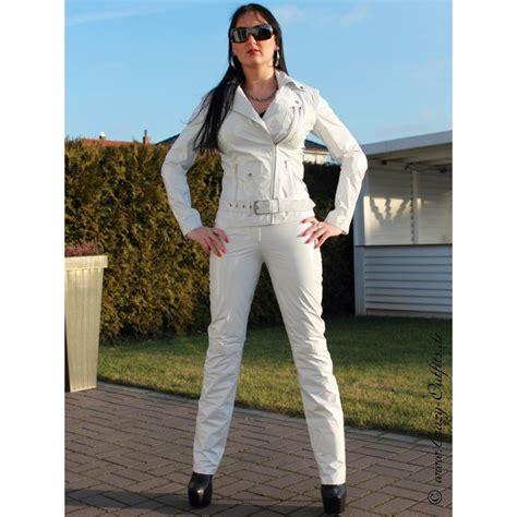 Ds Jaket White vinyl jacket ds 614v webshop for leather