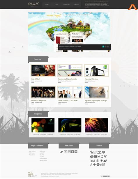 design art web art web rio folio focus
