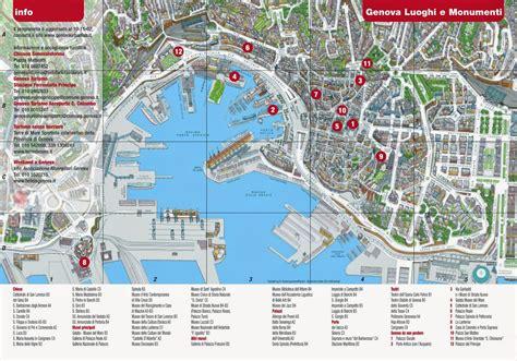 mappa porto di genova i promessi viaggi