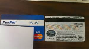 paypal prepaid business debit card ripoff report the bancorp bank complaint review
