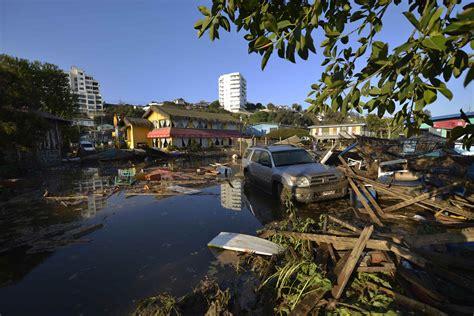 earthquake chile 8 3 magnitude earthquake rocks chile