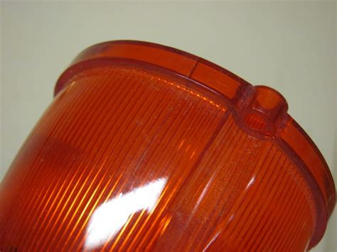 glo brite tail lights new 1963 63 ford fairlane tail light lens glo brite 2251