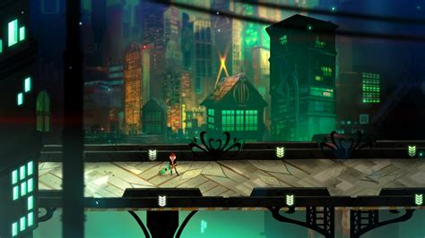 transistor voice actors welcome to the beautiful electric future of transistor the verge