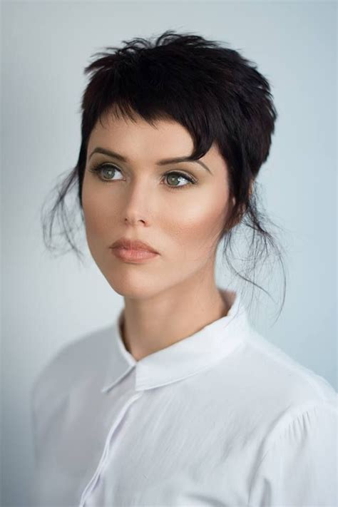 what are extremely short bangs called 139 best short hair images on pinterest short hair
