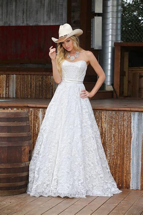 country wedding style dresses best 25 western wedding dresses ideas on