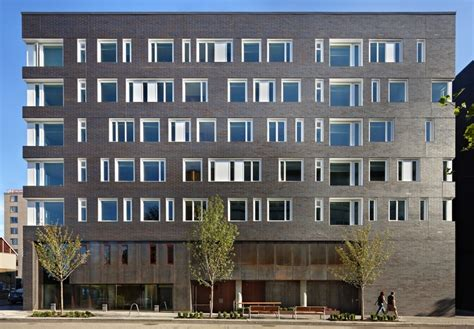 West Campus Student Housing / Mahlum | ArchDaily W G Clark Construction Co