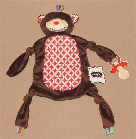 Mud Pie Safari Drink Pals Mokey 1000 images about security blankets on