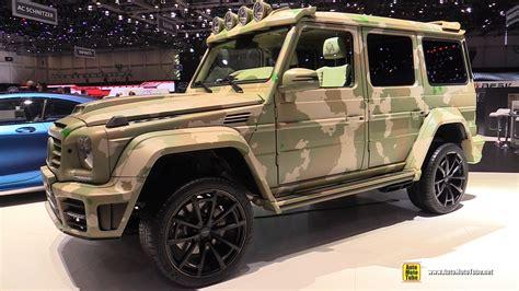 mercedes jeep matte black interior 2015 mercedes g class g63 amg mansory
