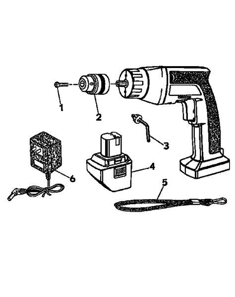 Craftsman 3 8 Quot Cordless Drill Parts Model 315111710