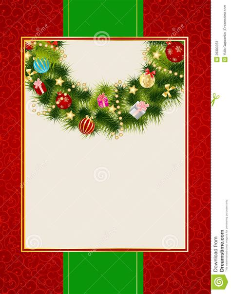 christmas wallpaper invitations abstract invitation background stock illustration image 26303363