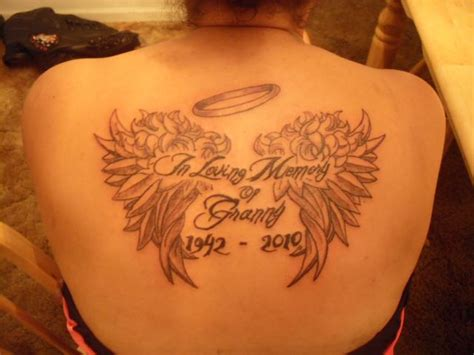 angel wings tattoo model 3d written chest art tattoos for men best tattoo design