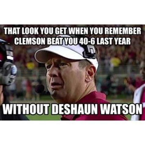 Clemson Football Memes - clemson tigers jokes kappit