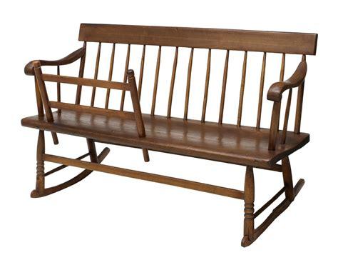 mammy bench american oak mammy s bench the howard hand estate day