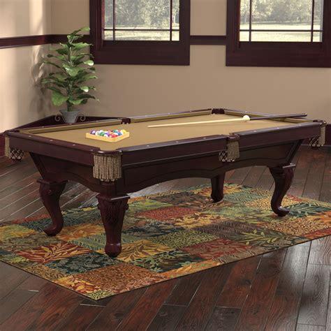 brunswick contender pool table brunswick billiards dalton 8 slate pool table with