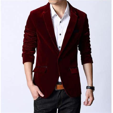 hairstyle on blazer 2015 high quality fashion style men suit jackets british