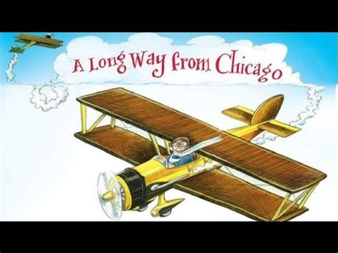 a way from chicago book report quot a way from chicago quot 60second book review