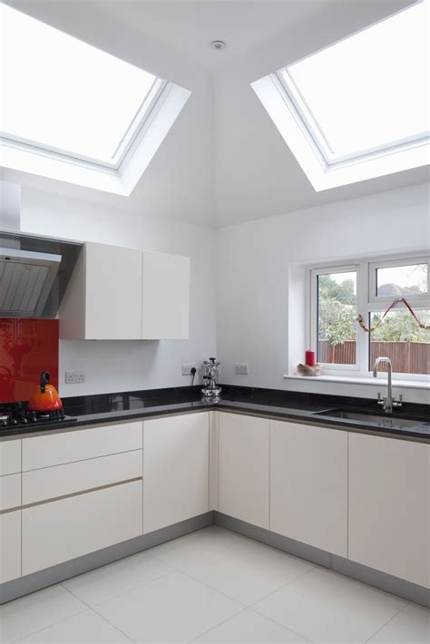 Vaulted Ceiling Kitchen Extension by 477 Best Images About Roofs Rooflights Ceilings On
