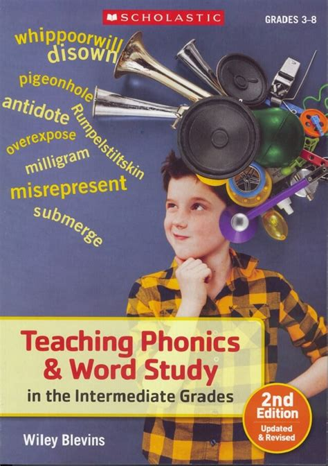 phonics and word study for the of reading programmed for self 11th edition teaching phonics word study in the intermediate grades