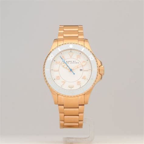 Mbm 3409 Rosegold By Authenticbagz damenuhr marc mbm3409 brasty de