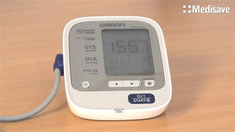 omron blood pressure monitor m6 comfort omron m6 comfort blood pressure monitor youtube