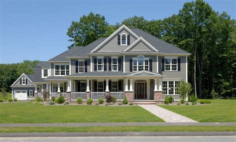 colonial farmhouse farmhouse style colonial elements traditional