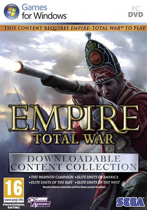 empire total war console compare sega empire total war downloadable content