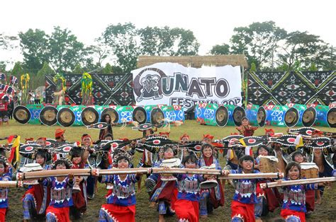 Feast Of Contest Mound 7 by Sarangani Today Dancers From Malandag Dominate