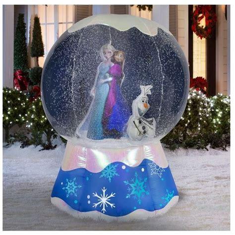 snow globes frozen christmas  globes  pinterest