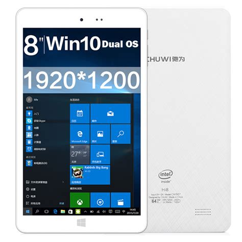 Chuwi Hi8 Dual Os Windows 8 1 chuwi hi8 dual os windows10 android4 4 tablet pc 2gb 32gb