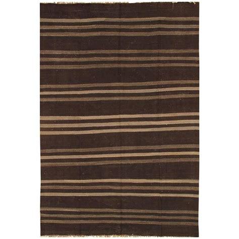 modern kilim rugs looking modern striped kilim rug for sale at 1stdibs