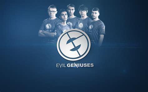 dota 2 evil geniuses wallpaper evil geniuses logo team wallpapers hd download desktop