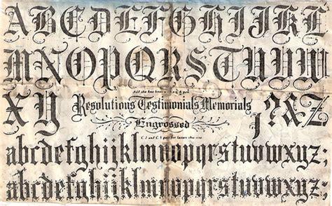letras goticas letras goticas el titulo lo puse por que fue lo que se
