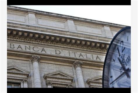 banca d italia debito pubblico bankitalia debito gennaio 2250 miliardi tiscali notizie