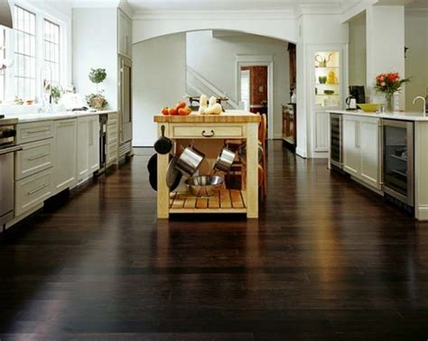 hardwood floor in kitchen best wood floors for kitchen hardwood bargains
