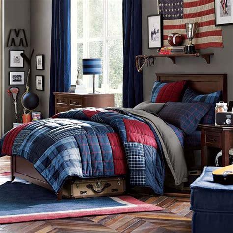 teen boy beds hton classic bed pbteen