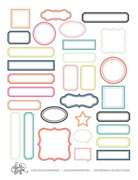 besten etiketten bilder auf pinterest kostenlose