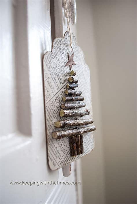 50 diy christmas ornaments turning the x mas tree into a