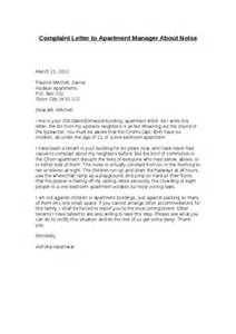 Complaint Letter To Pest Company Sle Complaint Letter To Landlord About Tenant Sle Request Letter To Landlord Requesting
