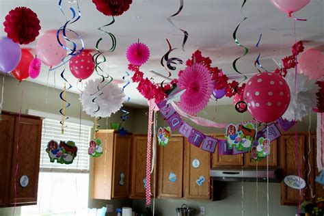 home parties home decor remarkable house decoration for birthday party 26 for your
