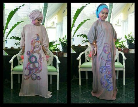 Baju Muslim Ayu baju muslim puan ayu model laurentina eddy fahmi