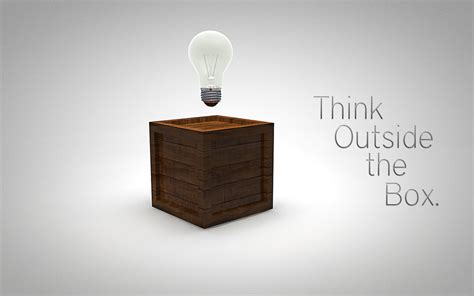 Think Out The Box