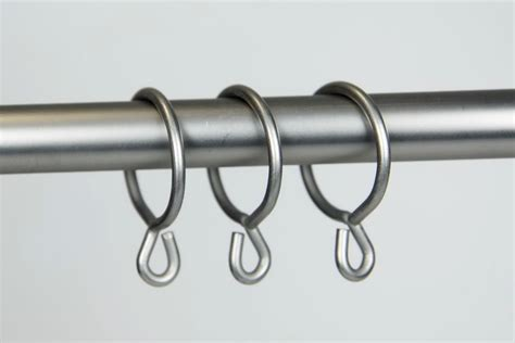 Curtain Rod Rings With Eyelets Home Design Ideas