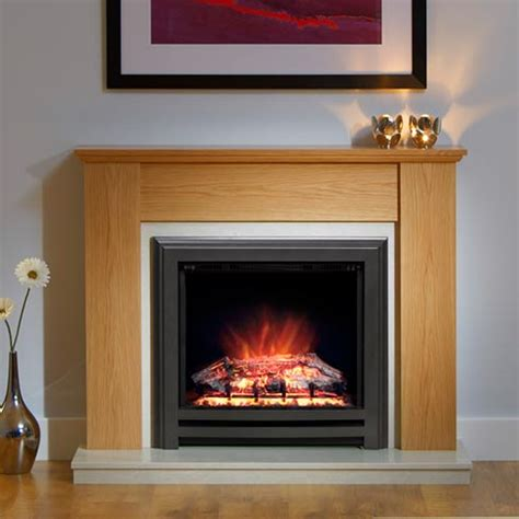 Fireplace Electric Suites by Designs Elgin Cotsmore 46 Quot Electric