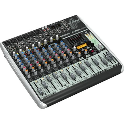Mixer Sound Behringer behringer xenyx qx1222usb 16 input usb audio mixer qx1222usb