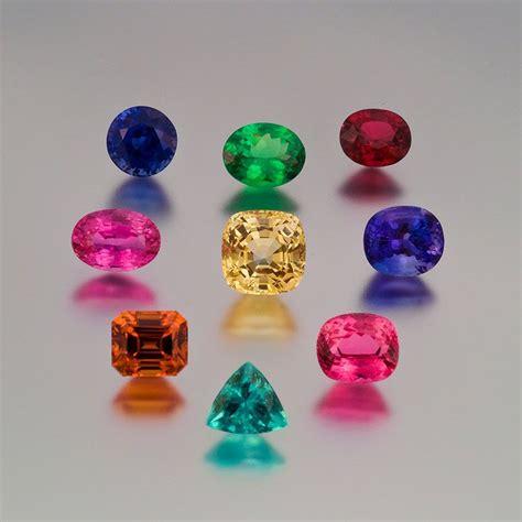 Blue Safir Sapphire 5 5ct 2 55ct blue sapphire 2 5ct tsavorite garnet 2 37ct