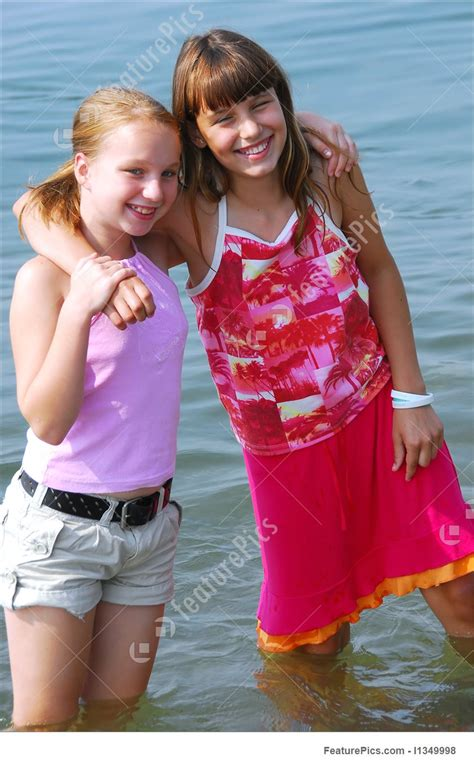 preteen paradise two preteen girls stock picture i1349998 at featurepics