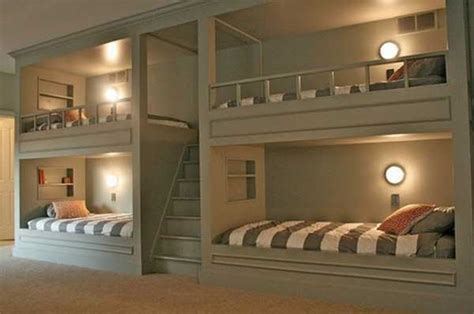 bunk room ideas 30 fresh space saving bunk beds ideas for your home freshome