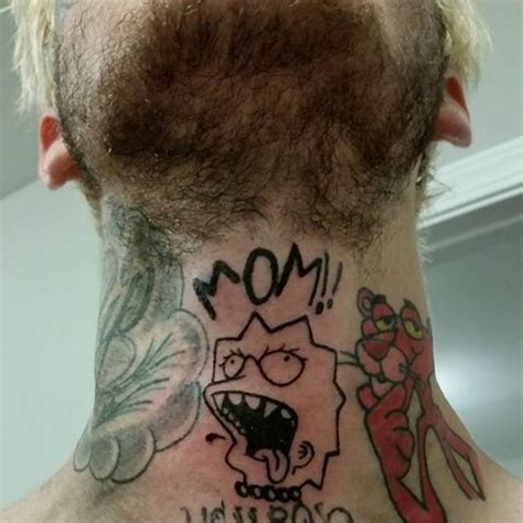 lil peep tattoos popular rapper amp his most painful