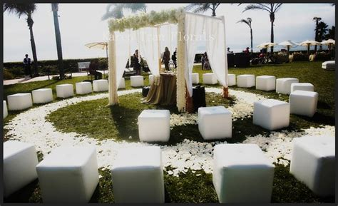 ottoman wedding unique outdoor wedding seating ideas decozilla