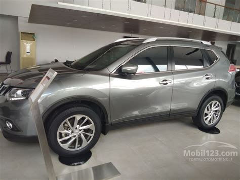 jual mobil nissan  trail    banten automatic suv